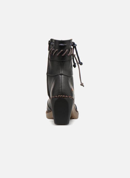 Bottines et boots Art Madrid 1153 Noir vue droite