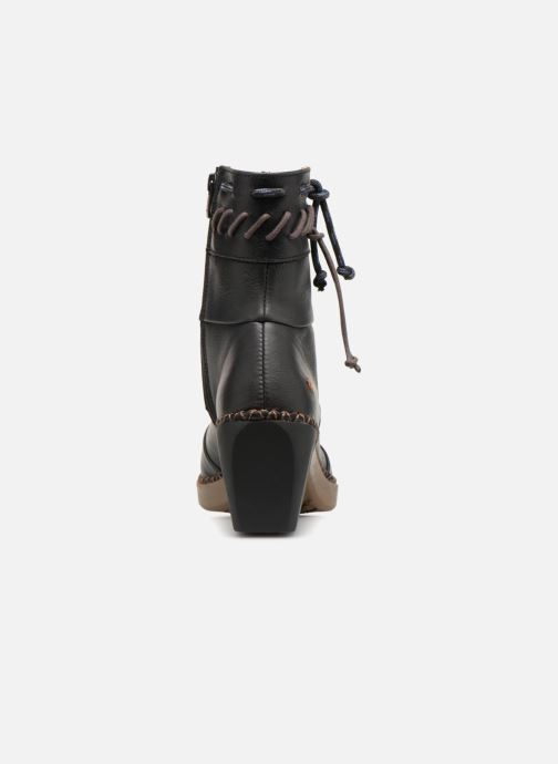 Stiefeletten & Boots Art Madrid 1153 schwarz ansicht von rechts