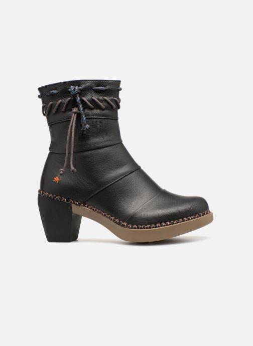 Stiefeletten & Boots Art Madrid 1153 schwarz ansicht von hinten