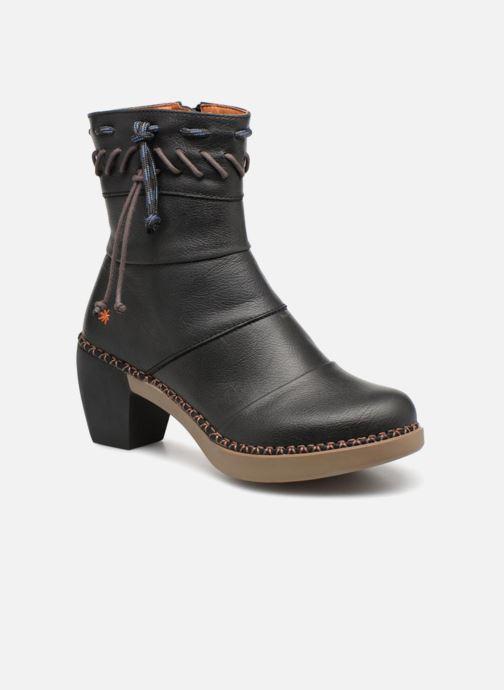 Bottines et boots Art Madrid 1153 Noir vue détail/paire