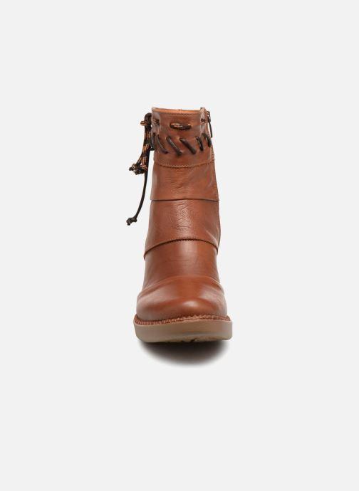 Bottines et boots Art Madrid 1153 Marron vue portées chaussures