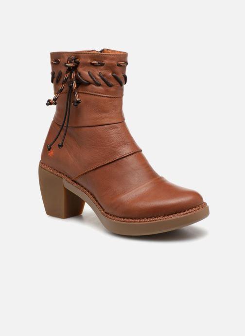 Bottines et boots Art Madrid 1153 Marron vue détail/paire