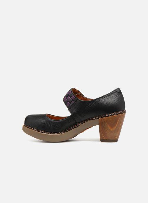 High heels Art Sol 1160 Black front view