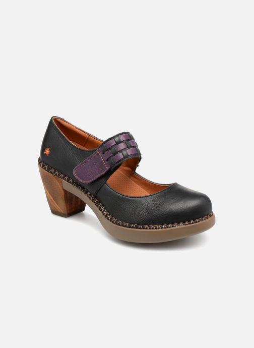 High heels Art Sol 1160 Black detailed view/ Pair view