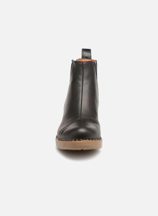 Bottines et boots Art Sol 1161 Noir vue portées chaussures