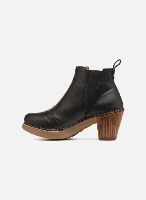 Bottines et boots Art Sol 1161 Noir vue face