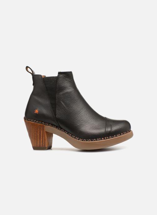 Stiefeletten & Boots Art Sol 1161 schwarz ansicht von hinten