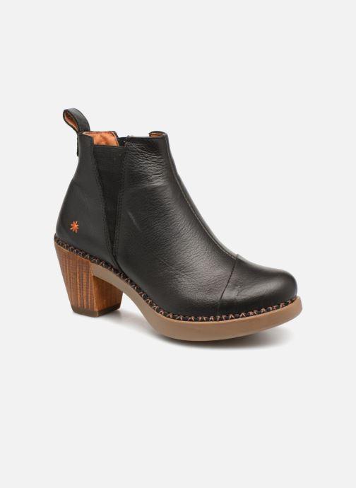 Stiefeletten & Boots Art Sol 1161 schwarz detaillierte ansicht/modell