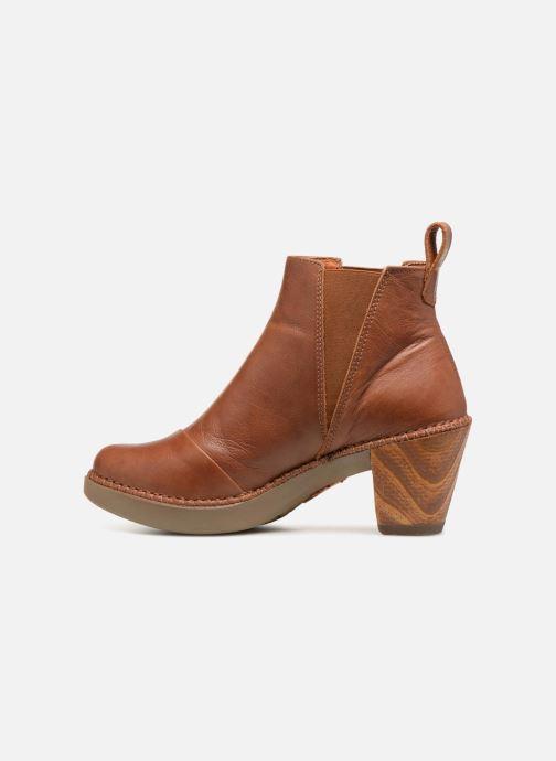 Stiefeletten & Boots Art Sol 1161 braun ansicht von vorne