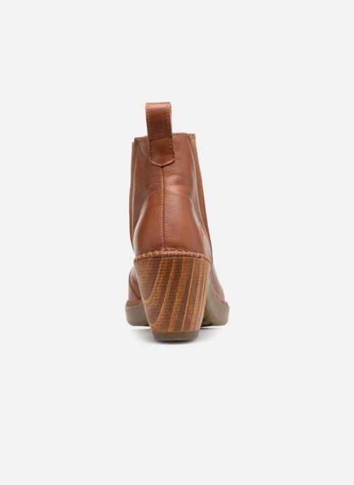 Boots en enkellaarsjes Art Sol 1161 Bruin rechts