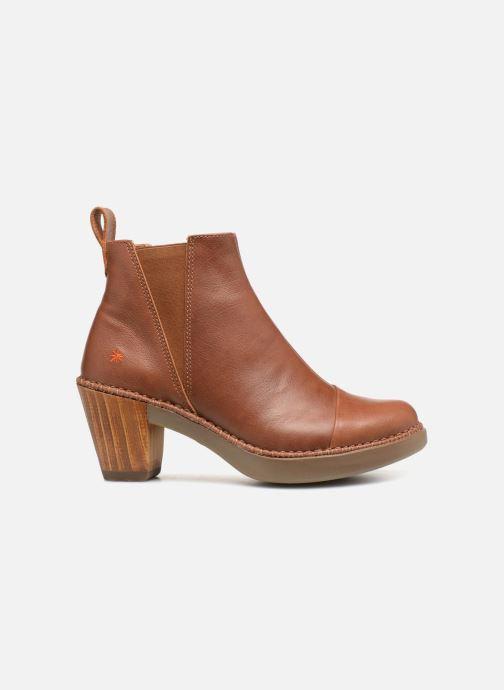 Boots en enkellaarsjes Art Sol 1161 Bruin achterkant