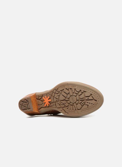 Boots en enkellaarsjes Art Sol 1161 Bruin boven