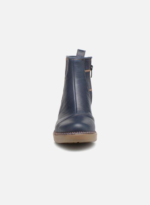 Bottines et boots Art Sol 1162 Bleu vue portées chaussures