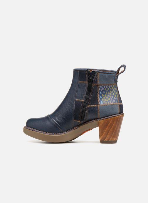 Bottines et boots Art Sol 1162 Bleu vue face