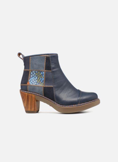 Bottines et boots Art Sol 1162 Bleu vue derrière