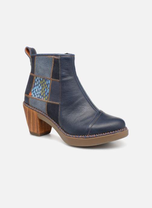 Bottines et boots Art Sol 1162 Bleu vue détail/paire