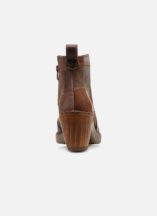 Stiefeletten & Boots Art Sol 1162 braun ansicht von rechts