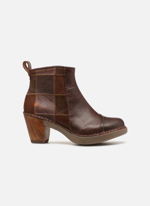 Stiefeletten & Boots Art Sol 1162 braun ansicht von hinten