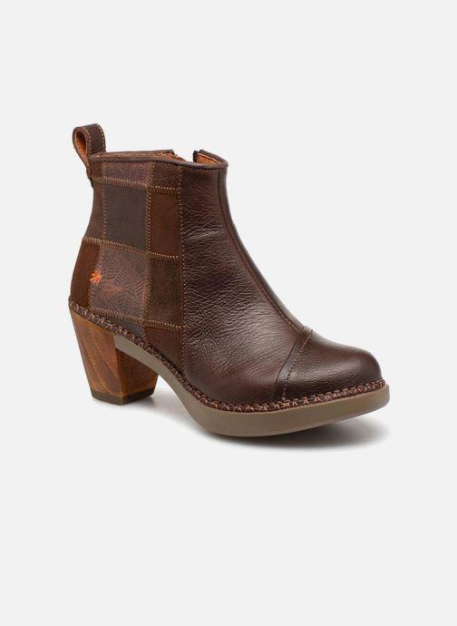 Stiefeletten & Boots Art Sol 1162 braun detaillierte ansicht/modell