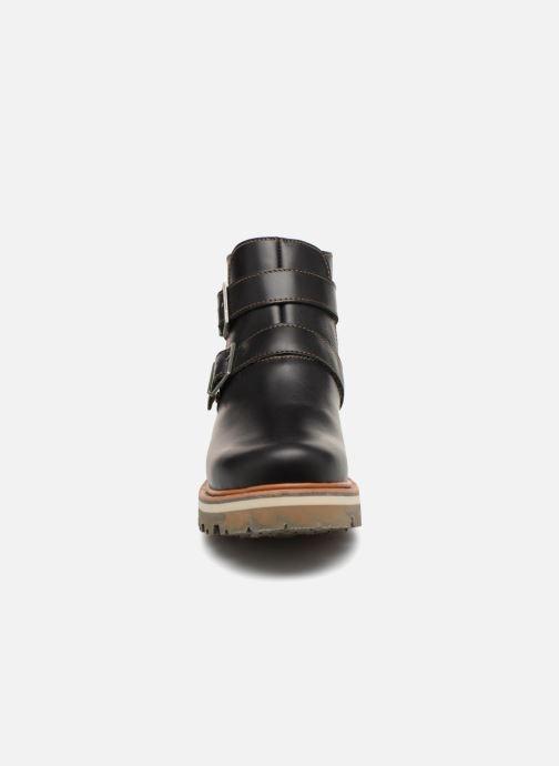 Stiefeletten & Boots Art Soma 1183 W schwarz schuhe getragen