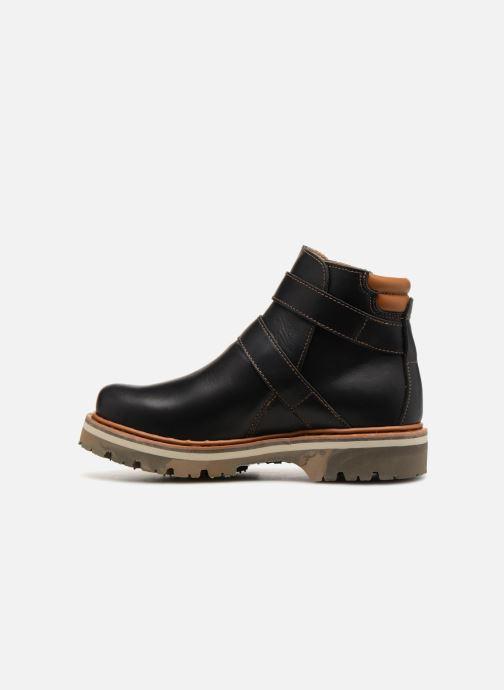 Stiefeletten & Boots Art Soma 1183 W schwarz ansicht von vorne