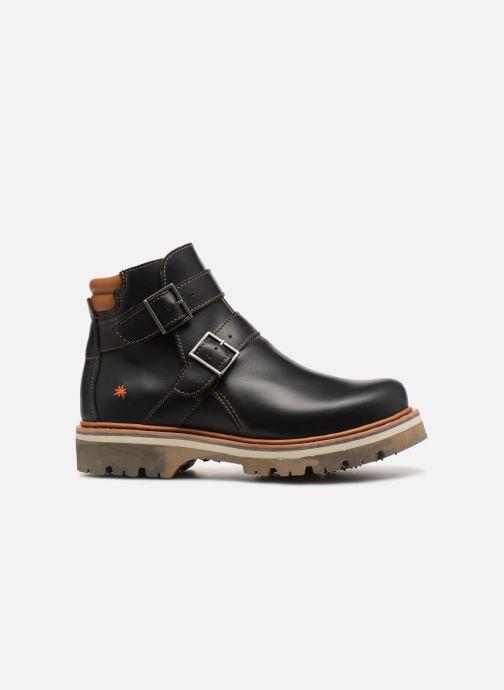 Stiefeletten & Boots Art Soma 1183 W schwarz ansicht von hinten