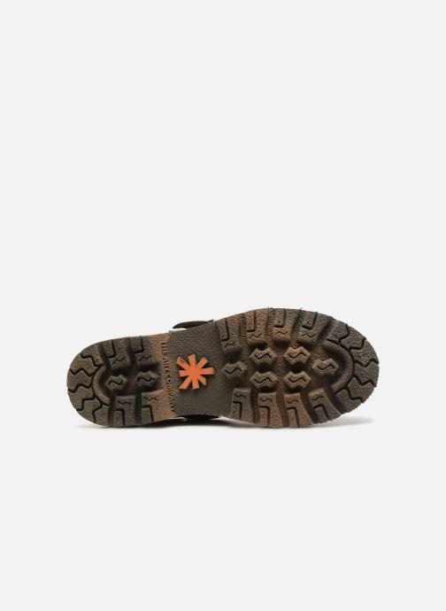 Stiefeletten & Boots Art Soma 1183 W schwarz ansicht von oben