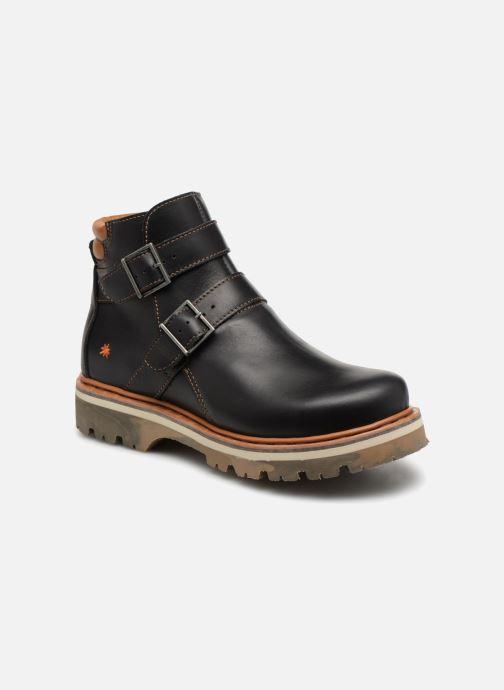 Stiefeletten & Boots Art Soma 1183 W schwarz detaillierte ansicht/modell
