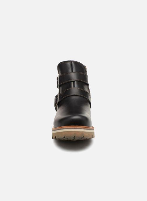 Bottines et boots Art Soma 1183 Noir vue portées chaussures