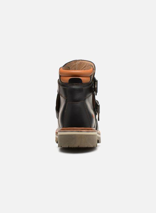 Bottines et boots Art Soma 1183 Noir vue droite
