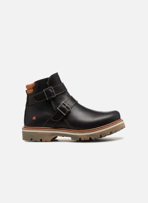 Bottines et boots Art Soma 1183 Noir vue derrière