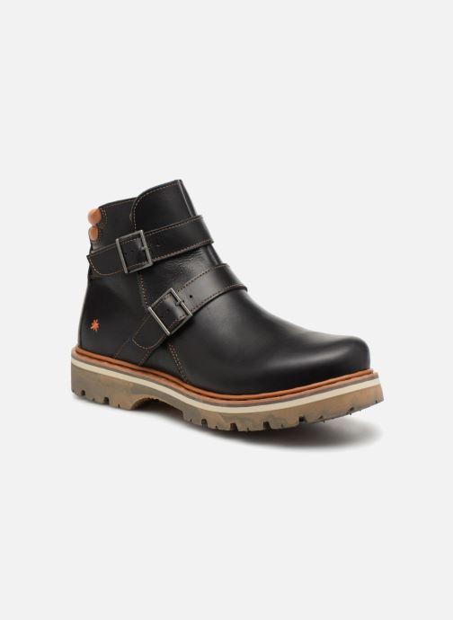 Bottines et boots Art Soma 1183 Noir vue détail/paire