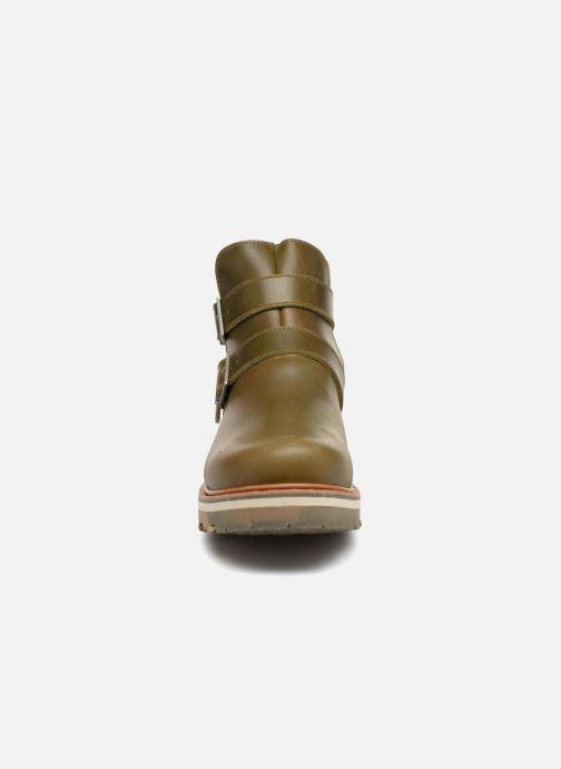 Bottines et boots Art Soma 1183 Vert vue portées chaussures