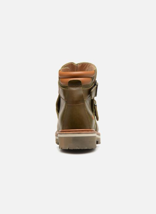 Bottines et boots Art Soma 1183 Vert vue droite