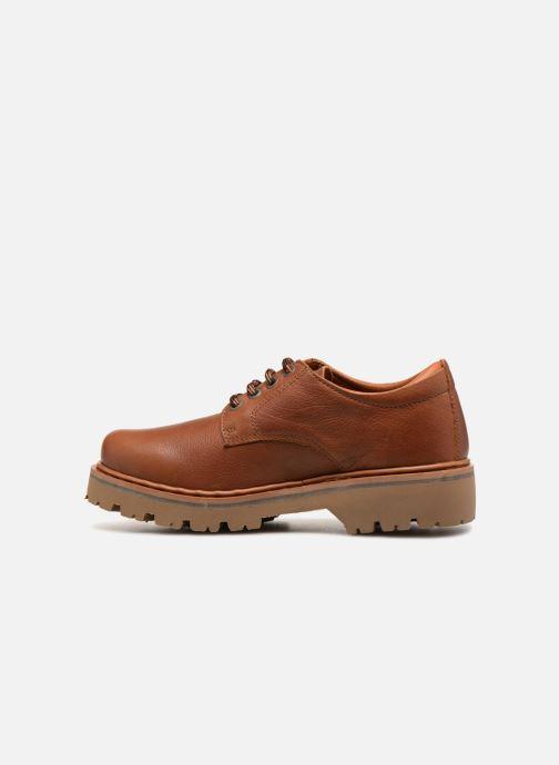 Chaussures à lacets Art Marina 1186 Marron vue face