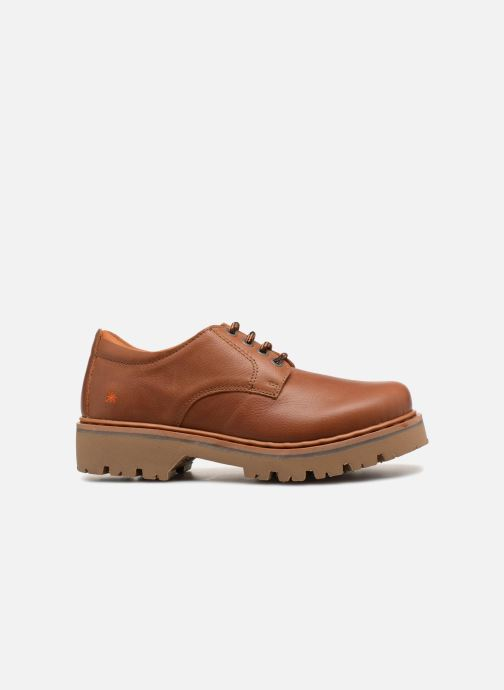 Chaussures à lacets Art Marina 1186 Marron vue derrière