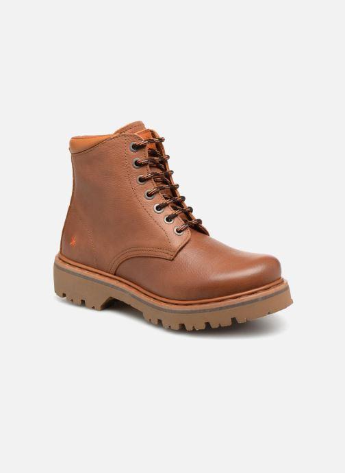 Bottines et boots Art Marina 1187 W Marron vue détail/paire