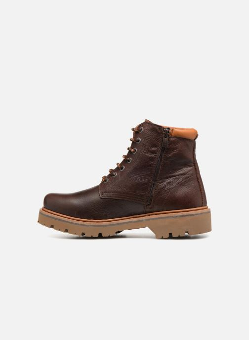 Bottines et boots Art Marina 1187 Marron vue face
