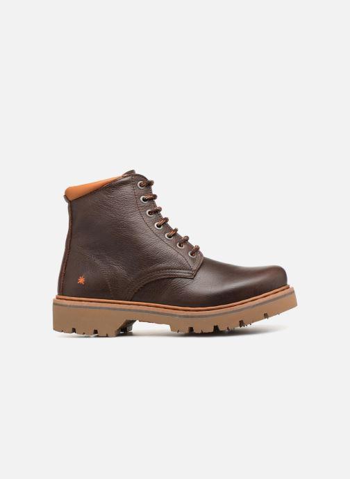Bottines et boots Art Marina 1187 Marron vue derrière