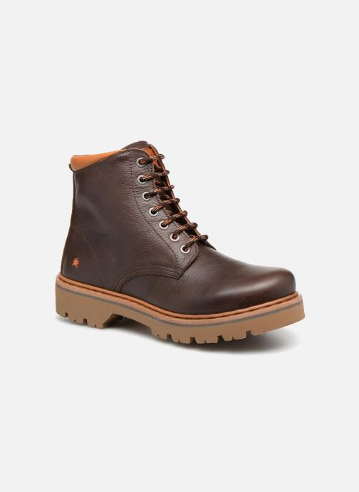 Bottines et boots Art Marina 1187 Marron vue détail/paire