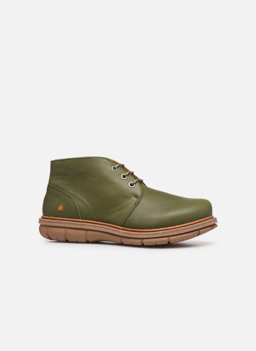 Bottines et boots Art Assen 1206 Vert vue derrière
