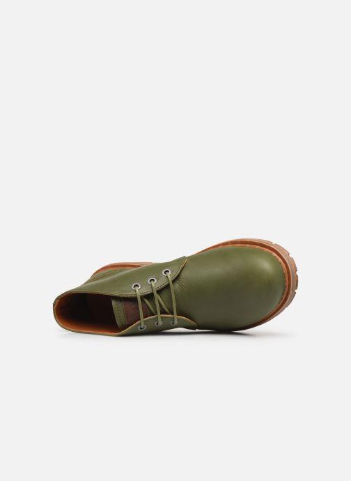 Bottines et boots Art Assen 1206 Vert vue gauche