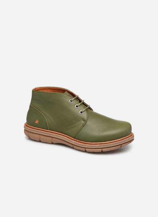 Bottines et boots Art Assen 1206 Vert vue détail/paire