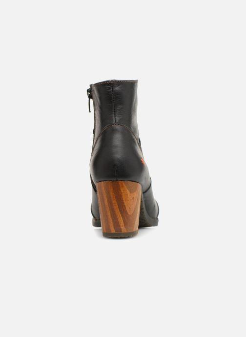 Stiefeletten & Boots Art Salzburg 1245 schwarz ansicht von rechts