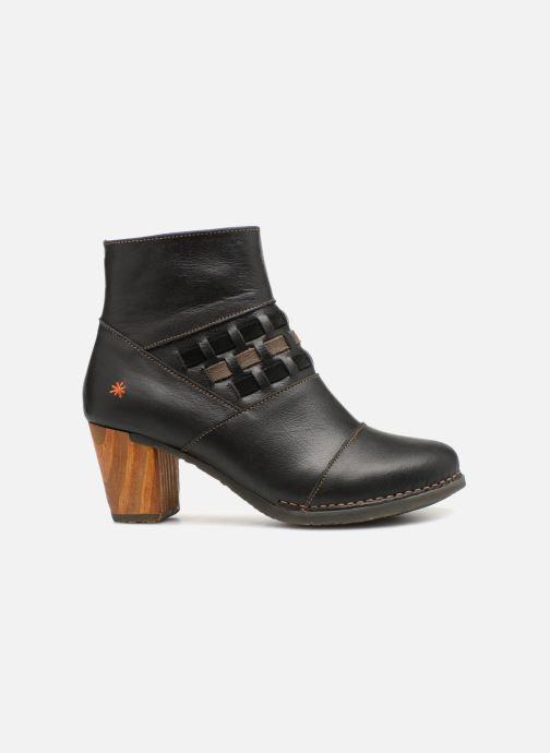 Stiefeletten & Boots Art Salzburg 1245 schwarz ansicht von hinten