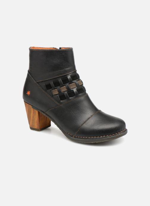 Stiefeletten & Boots Art Salzburg 1245 schwarz detaillierte ansicht/modell