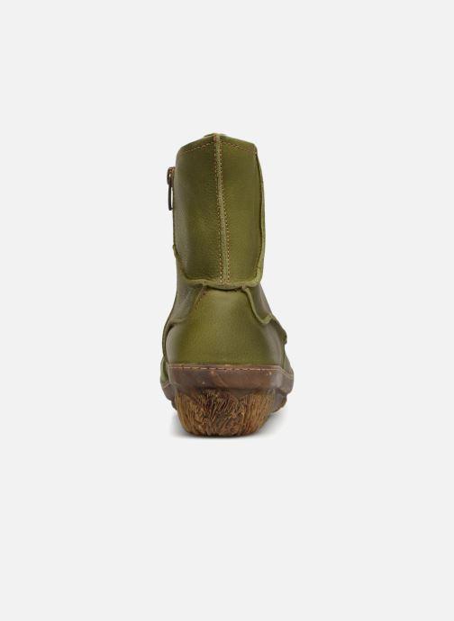 Bottines et boots El Naturalista Funghi N380 Vert vue droite