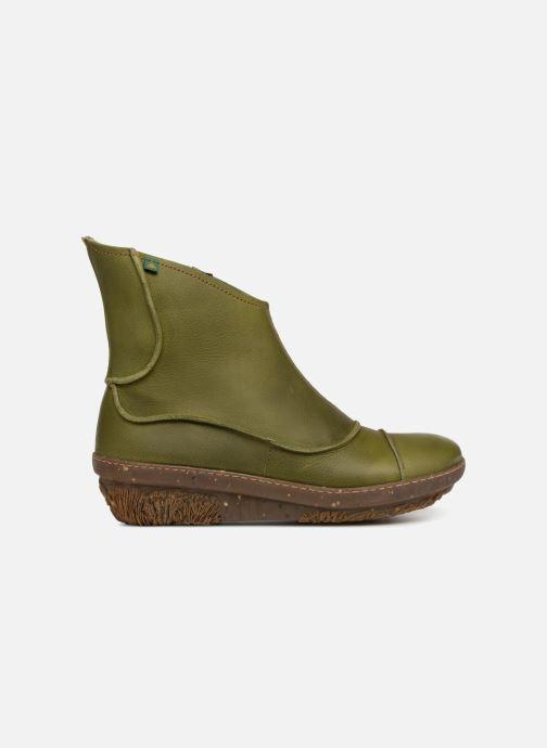 Bottines et boots El Naturalista Funghi N380 Vert vue derrière