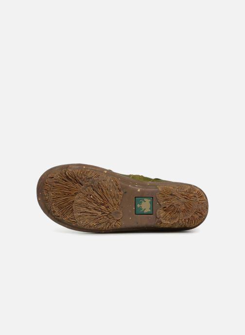 Bottines et boots El Naturalista Funghi N380 Vert vue haut