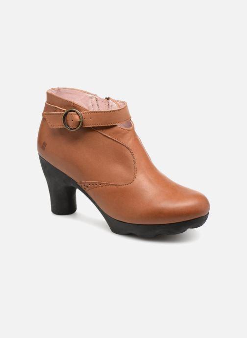 Bottines marron Nc01 Boots El Chez Octopus Et Naturalista qwFTxt1I